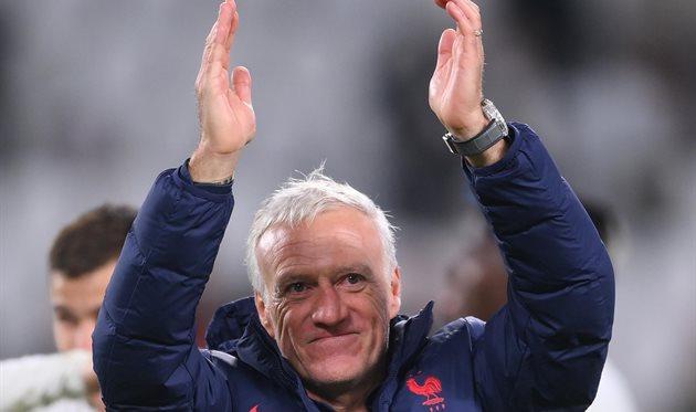 Дешам: Победа над Бельгией, добытая таким вот образом, показывает силу характера команды — Football.ua